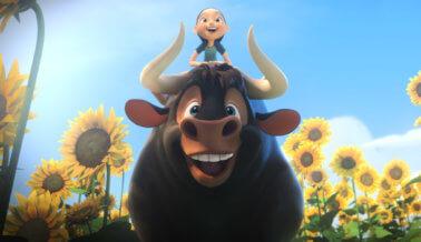 Olé, el viaje de Ferdinand: aclamada por críticos y amantes de los animales por igual