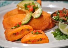 Colombian Potato Empanadas