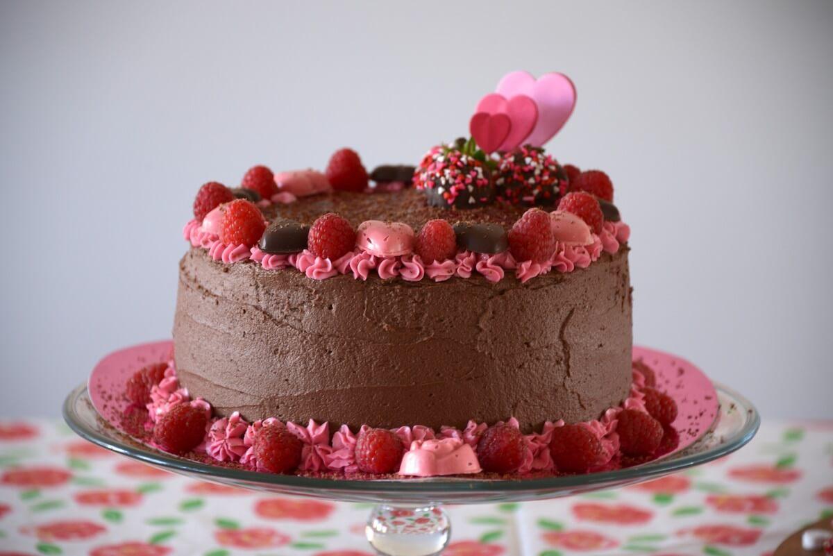 Jessika's Chocolate Cake