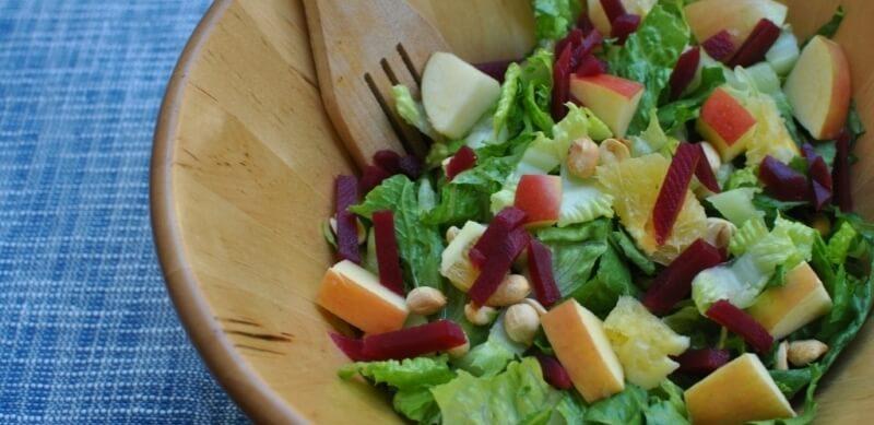 Christmas Nochebuena salad