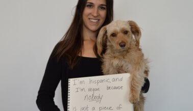 Soy vegano porque…