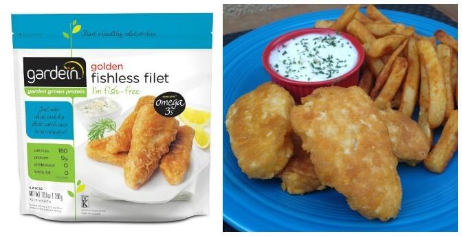 Gardein fishless filet c