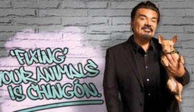 ¡Muy Chingón! ¡George Lopez Quiere Que Salves Perros!