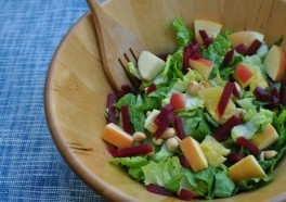 Nochebuena Salad (Ensalada de Nochebuena)
