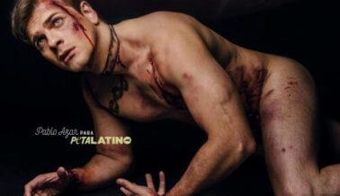 Pablo Azar Desnudo, Sangrando y 'Golpeado'