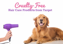 11 Cruelty-Free Vegan Hair Products From Target