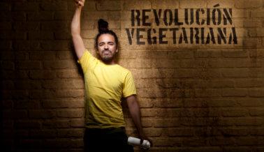 Rubén Albarrán: ¡Únete a la Revolución Vegetariana!