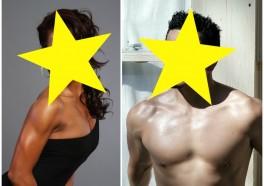 Victor and Harriet Have Been Named the Sexiest Vegans Next Door for 2015!