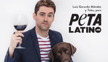 Luis Gerardo Méndez Alza la Voz Por Los Perros
