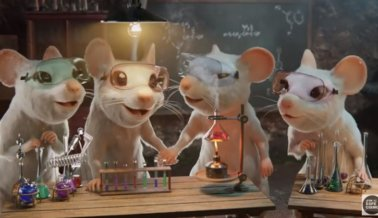 El Diminuto Ratón de PETA Necesita tu Ayuda Para Detener las Pruebas de las Grandes Farmacéuticas