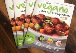 Receive A FREE Vegan Starter Kit!
