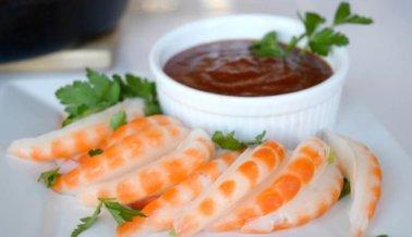 Comida de mar libre de sufrimiento: Prueba estos buenísimos productos veganos