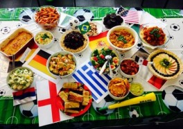 Score a GOOOL With These 6 World Cup Party Recipes!