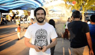 Alfonso Herrera te Muestra el Sufrimiento Dentro de SeaWorld