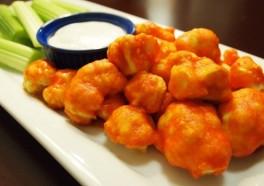 Spicy Buffalo Cauliflower