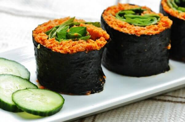 carrot-rolls