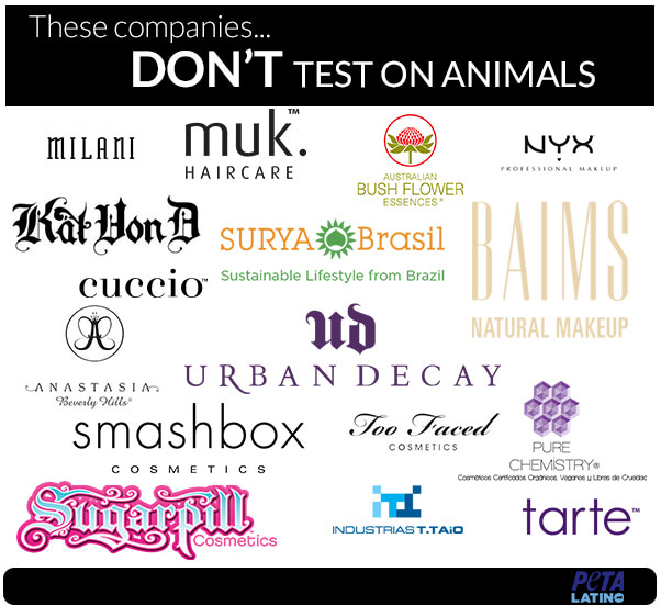 why is peta feeling victorious? cosmetics testing on animals is a