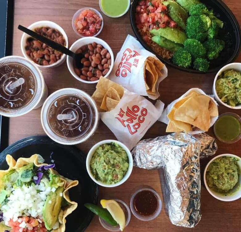 Unexpected Vegan Options At El Pollo Loco Blog Peta Latino