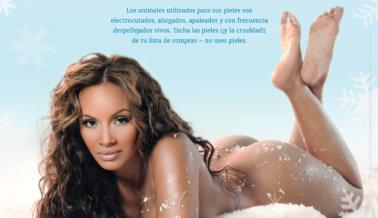 Roselyn Sánchez Prefiere Estar Desnuda Que Vestir Pieles Peta Latino
