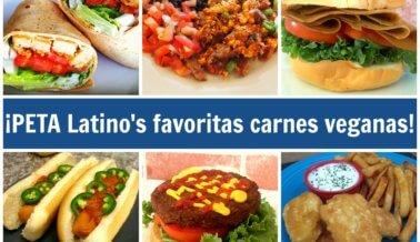 ¡Nuestras 12 carnes veganas favoritas!
