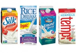 5 Vegan Milks You Have To Try