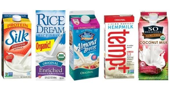 leche de soya para el embarazo