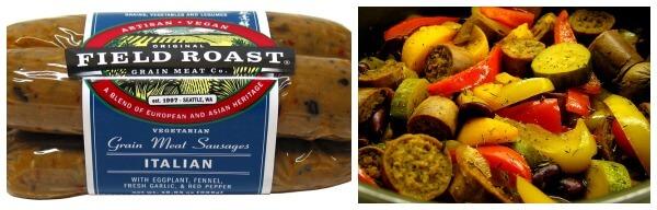 field roast sausge