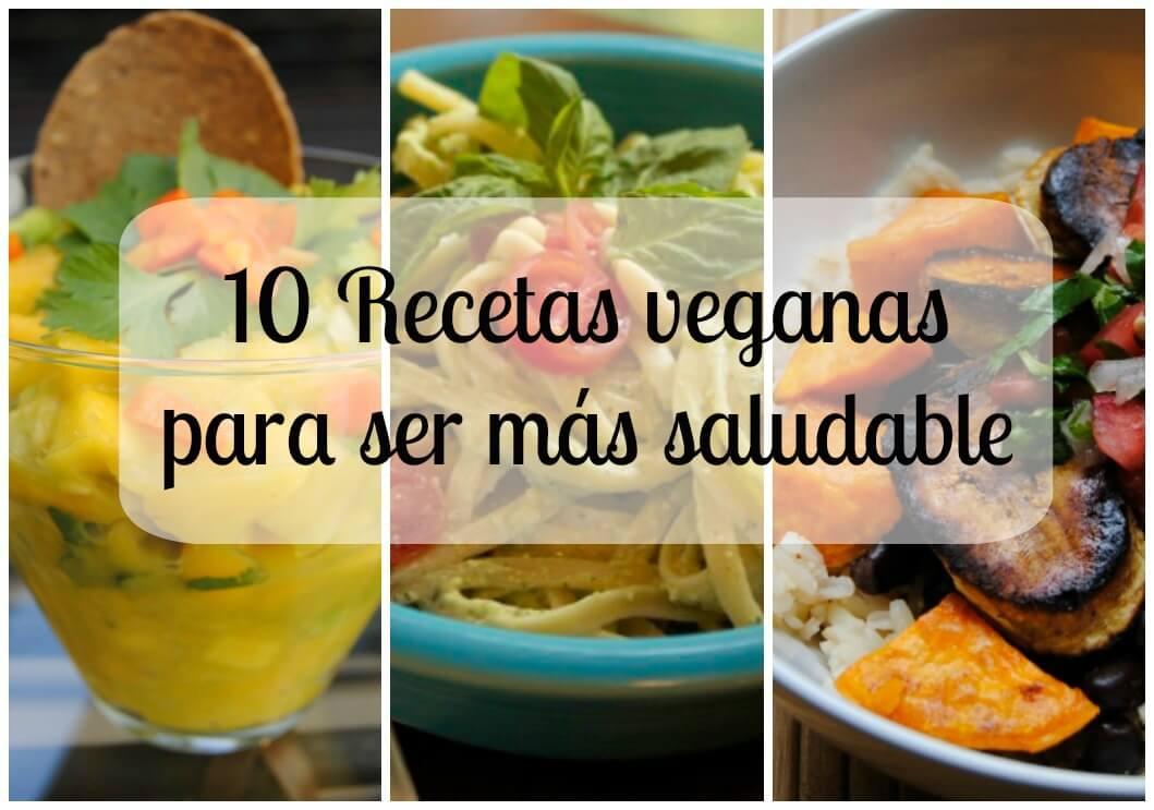 recetas veganas faciles