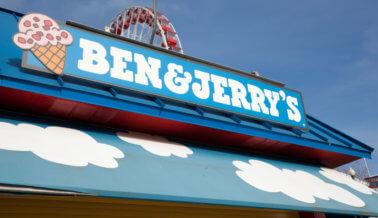 PETA le dice a Ben & Jerry's: También los veganos quieren helado