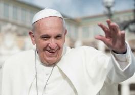 El Papa Francisco es la Persona del Año 2015 para PETA
