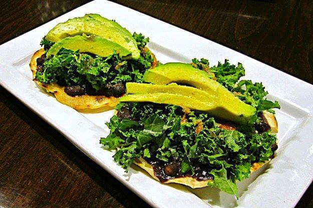 Colombian chef shares his favorite vegan recipe blog peta latino gluten free kale tostadas forumfinder Gallery