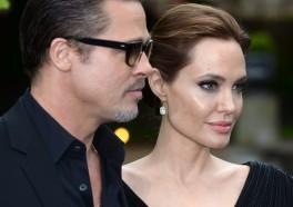 Brad Pitt y Angelina Jolie se casaron, y Brad y Angie fueron rescatados