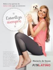 Marjorie de Sousa: ¡Siempre esteriliza!