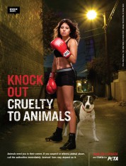 Marlen Esparza: Knock Out Cruelty to Animals