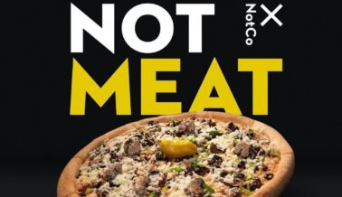 ¡Qué emoción! NotCo y Papa John's Hacen Pizza Vegana en Chile