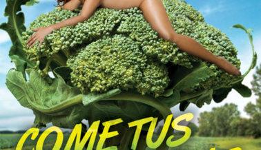 ¡Patricia De León Quiere Que Comas Vegetales!