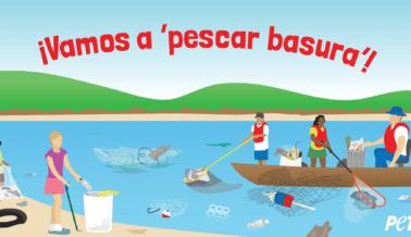 ¡Impresiona a Tus Amigos Con una Excursión de 'Pesca de Basura'!