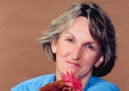 Second Person to Receive Peter Singer Prize, After Singer: Ingrid Newkirk
