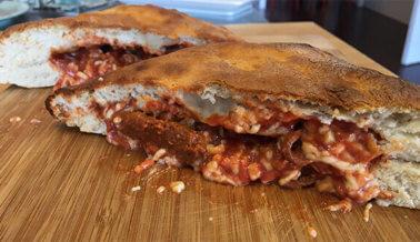 Pizza Rellena GIGANTE