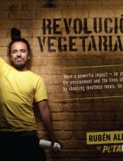 RUBÉN ALBARRÁN: JOIN THE VEGETARIAN REVOLUTION!