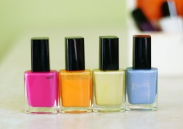 8 Colorful Nail Polishes to Rock This Summer