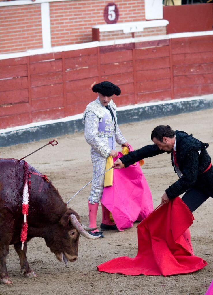 sword-bullfighting