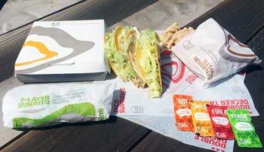 El menú amigable para los veganos de Taco Bell ofrece millones de opciones sin carne
