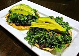 Favorite V Spot Recipe: Gluten-Free Kale Tostadas
