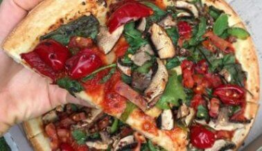 ¡Oye Domino's, queremos pizza vegana en Latinoamérica también!