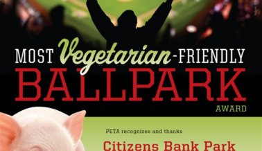 Los 10 estadios de béisbol más amigables con el vegetarianismo para 2013